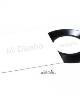 Invitacion De Boda Disco De Vinilo «Mi Diseño»